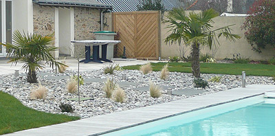 amenagement piscine angers