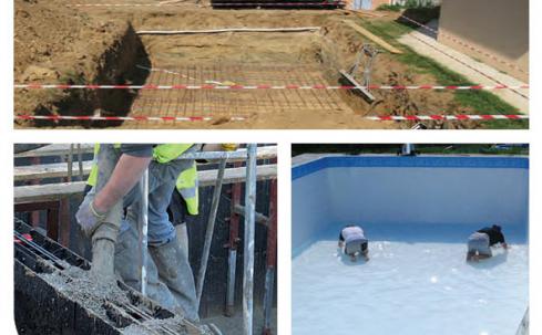 construction piscine angers