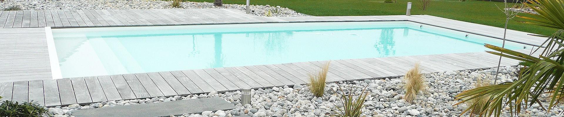 Installation de piscine à Angers
